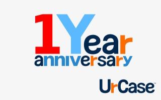 1 Year Anniversary UrCase
