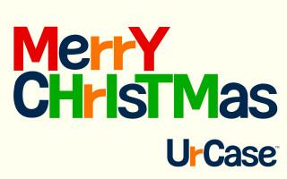 UrCase Christmas Card 2013