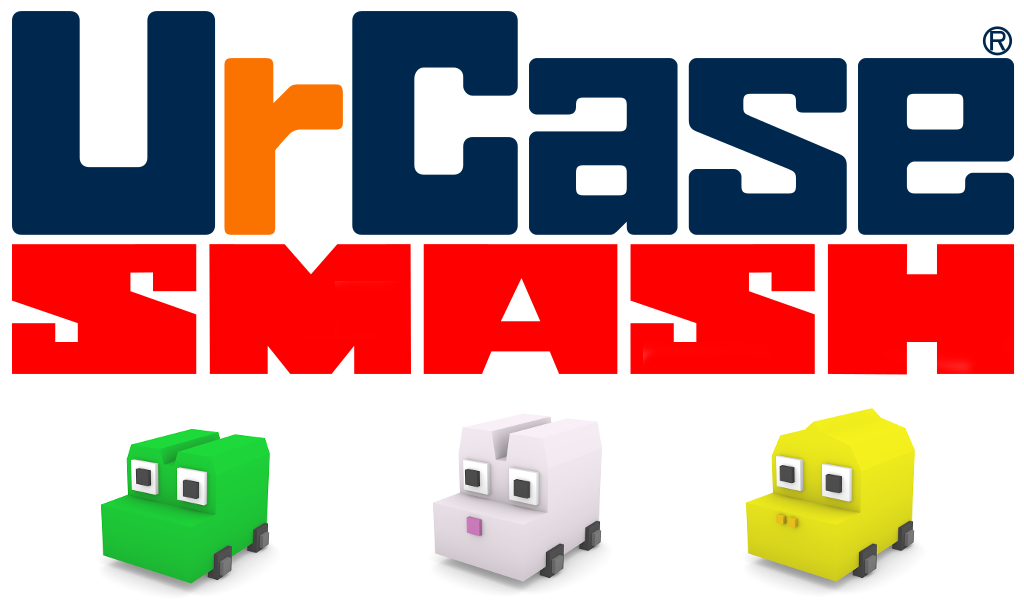 UrCase Smash Logo Characters
